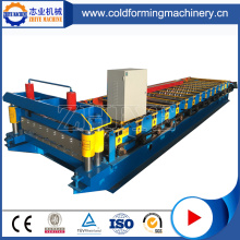 Zhiye Zinc CE Standard PPGI Roofing Sheet Making Machine