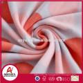 100 Polyester Wunderschönes, bedrucktes Polarfleece