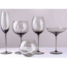 High-end Primary Color Wedding Wine/Juice Glass