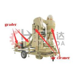 Pulses Seed Cleaning Machines