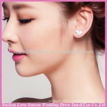 WC0068 Nova moda de alta qualidade barata da noiva da China usam ocasiões casuais modelo barato coreano vendendo brincos