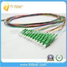 LC / apc fibre optique Pigtail 0.9mm
