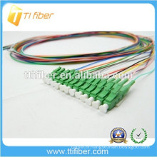 LC/apc Fiber Optic Pigtail 0.9mm