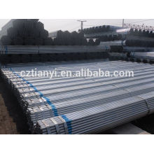 ASTM A53B galvanized steel pipe