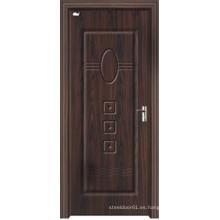Puerta interior Puerta de madera Puerta de dormitorio Puerta de MDF