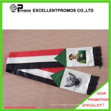 Logo Kundenspezifischer Best Quality Soccer Fan Schal (EP-W9067B)