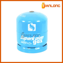 Steel Welding Used ISO 2.7KG Lpg Cylinder for Cooking