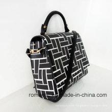 China Supplier Women PU Handbags Lady Leisure Bag (NMDK-041905)