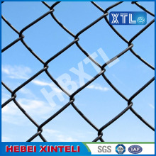 Screen Chain Link Zaun verwendet