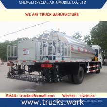15000liters carbone acier asphalte bitume Transport camion citerne