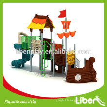 Pirate Ship Outdoor Playground Equipment, Pirate Ship Outdoor Jouets, Pirate Ship Children Playground Equipment