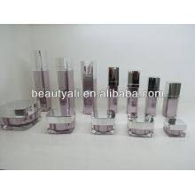 120ml Square Acrylic Lotion Bottles