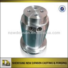 Acero de aleación de mecanizado CNC con placa de cromo Cilindro Pistón de petróleo y partes de la industria de gas