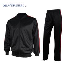 Pantalones con capucha de la marca de los hombres del desgaste de la aptitud que activan el chándal