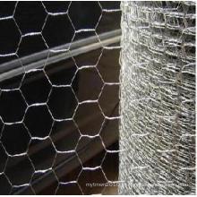 Malla de alambre hexagonal de acero inoxidable del fabricante