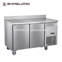 FRUC-4-1 FURNOTEL 2 Doors Undercounter Chiller with Backsplash Supermarket Refrigeration Equipment