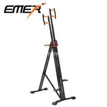 Factory Price for Vertical Climbing Machine,Vertical Climber Cardio Exercise,Climbing Machine With Chair Manufacturer in China Vertical climber Full Body Workout System Silver export to Sao Tome and Principe Exporter