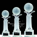 O mais novo projeto top quality cheap crystal award trophy