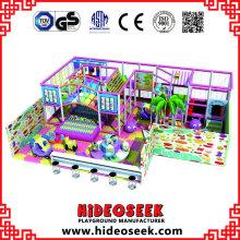 Europäischer Standard-Innenkinderspielplatz für Verkauf