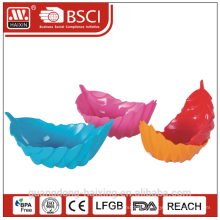 Colorful PP Plastic bowl