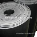 Cloth Insertion Rubber Sheet / Flooring Mat