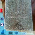 Tempered Design Silk Screen Printed Glass