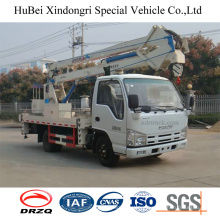 18m Isuzu Nkr Truck with Aerial Work Platform