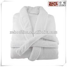 Tecido quente da toalha da venda Super macio tamanho feito sob encomenda Algodão Roupão barato