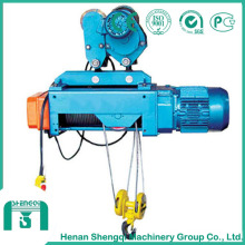 Capacity 20 Ton High Performance Electric Trolley