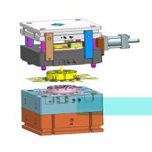 Export standard moule de moulage mécanique sous pression