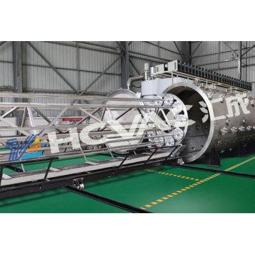 Stainless Steel Pipe Vacuum Coating Machine/Titanium Nitride Coating Equipment