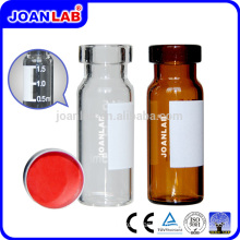 JOAN Lab Mini Crimp Autosampler Vials Glass Vial For Steroids