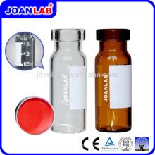 Frasco para injectáveis de filtro de microfilme de JOAN Lab Mini Crimp de vidro para esteróides