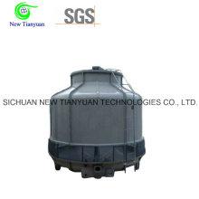 Torre de enfriamiento de agua con diferentes capacidades