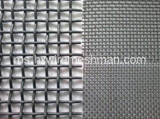 Mesh Wire Galvanized Square