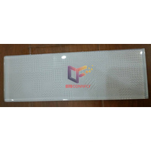 3D Super White Crystal Glass Brick Tiles (CFC518)