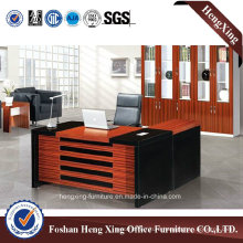 Melamine Laminated Wooden Executive Office Table (Hx-6M319)