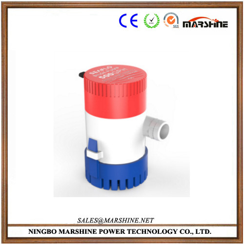 DC mini boat submersible water pump