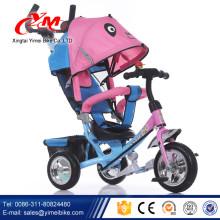 оптовая младенец умное Trike 3 колеса/пуш детские Лексус трайк с ручкой нажима/дешевые ребенка трицикл трайк