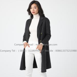 Lady Medium Cashmere jas