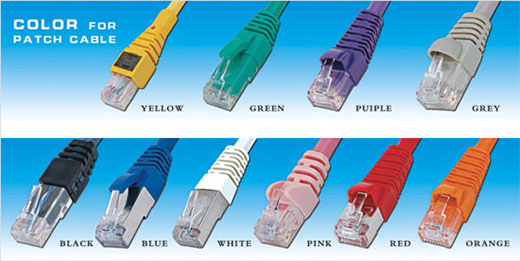 Cat 6 RJ45 - RJ45 Network Cable