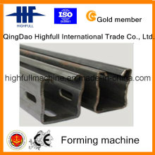 High Speed Solar Bracket Roll Forming Machine