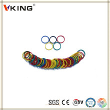 2017 Hot Sale Colored Rubber Ring & Band