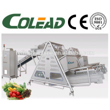 SUS 304 industrial fruit drying machine/vegetable processing line /dewatering machine