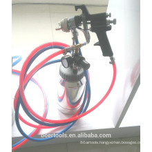 2L Paint Tank with high pressure spray gun