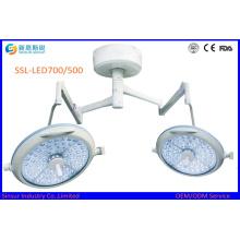 LED Doppel Kopf Decke Kalt Krankenhaus Chirurgische Operation Licht Preis