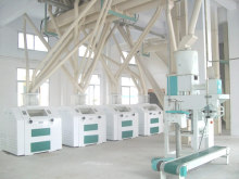 Maize Flour Grinder Machine