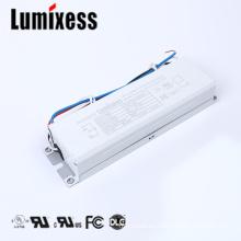 Reconocimiento UL caliente dimmable 1050mA 55W controlador led electrónico a prueba de agua