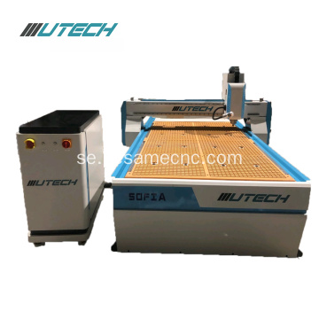 MDF Plastic Board Cnc Router CCD-maskin