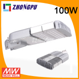 277V IP65 100 Watt Solar Led Street Light 100W